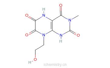 CAS:76641-65-1的分子结构