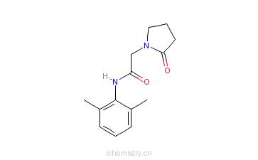CAS:77191-36-7_奈非西坦的分子结构