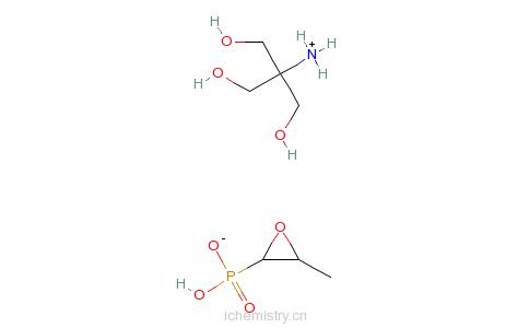 CAS:78964-85-9_复美欣氨基丁三醇的分子结构