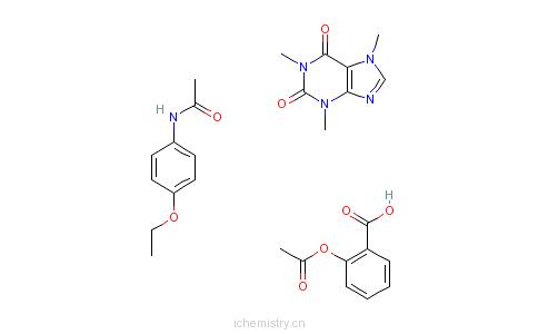 CAS:8003-03-0的分子结构
