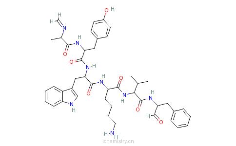 CAS:81377-02-8的分子结构