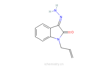 CAS:832-83-7的分子结构