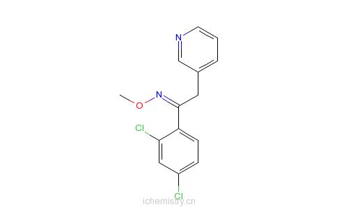 CAS:83227-23-0_(Z-啶斑肟的分子结构