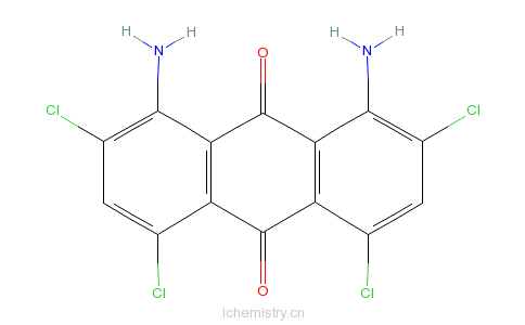 CAS:83578-92-1的分子结构