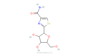 CAS:83705-13-9的分子结构
