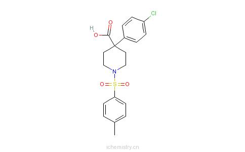 CAS:84254-98-8的分子结构