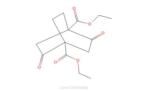 CAS:843-59-4的分子结构