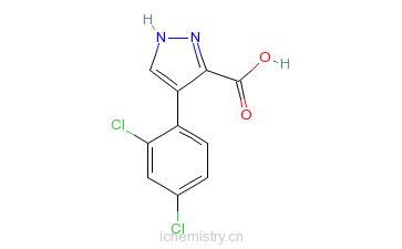 CAS:844443-85-2的分子结构