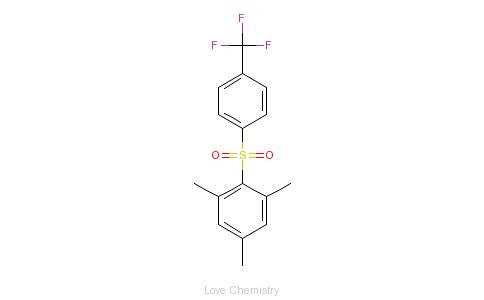 CAS:848-17-9的分子结构
