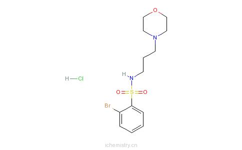 CAS:850411-20-0的分子结构