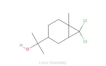 CAS:85099-17-8的分子结构