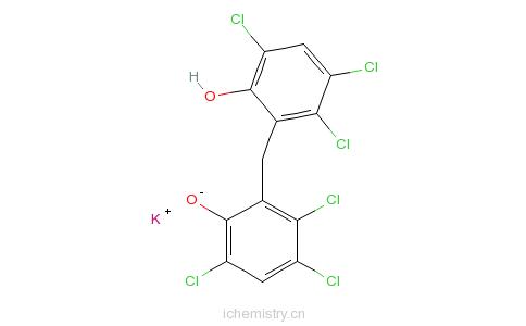 CAS:85204-38-2的分子结构