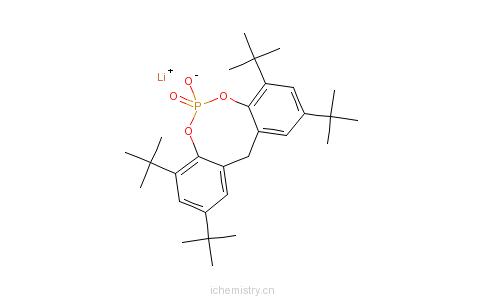 CAS:85209-93-4的分子结构