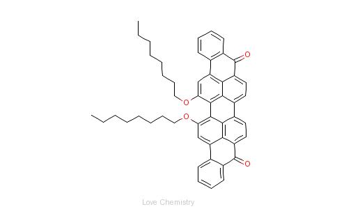 CAS:85652-50-2的分子结构