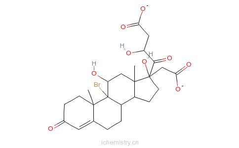 CAS:85707-49-9_9&alpha的分子结构