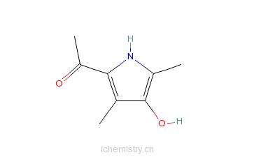 CAS:85708-06-1的分子结构