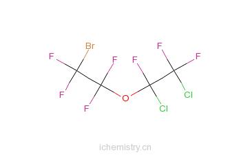 CAS:85720-82-7的分子结构