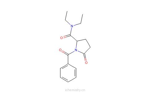 CAS:85760-92-5的分子结构