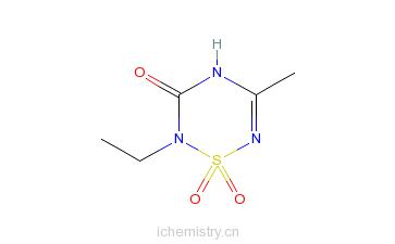 CAS:85769-88-6的分子结构