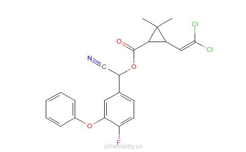 CAS:85782-82-7的分子结构