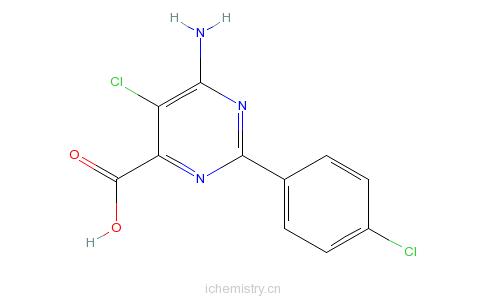 CAS:858955-38-1的分子结构