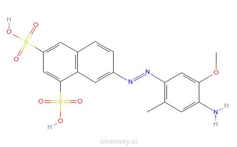 CAS:86-63-5的分子结构