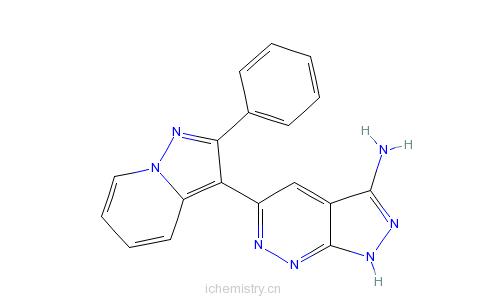 CAS:865362-74-9的分子结构