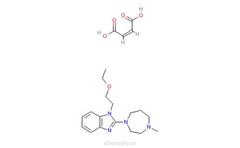 CAS:87233-61-2_依美司丁的分子结构