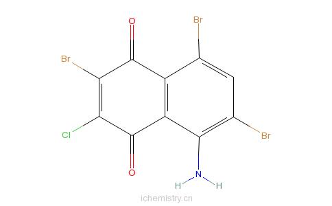 CAS:872801-07-5的分子结构