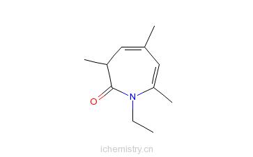 CAS:879-22-1的分子结构