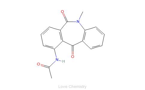 CAS:88124-26-9的分子结构