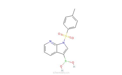 CAS:882562-39-2的分子结构