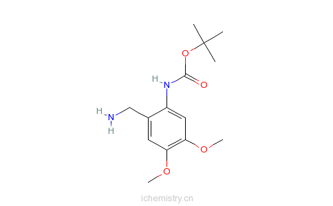CAS:885268-45-1的分子结构