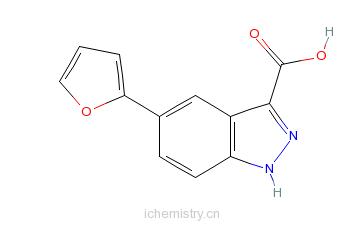 CAS:885272-92-4的分子结构