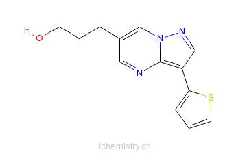 CAS:893613-21-3的分子结构