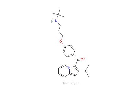 CAS:89622-90-2的分子结构