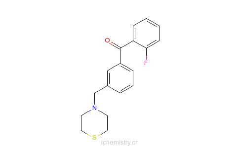 CAS:898763-40-1的分子结构
