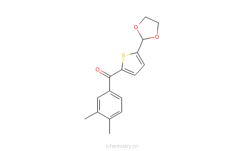 CAS:898779-28-7的分子结构