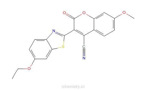 CAS:90146-05-7的分子结构