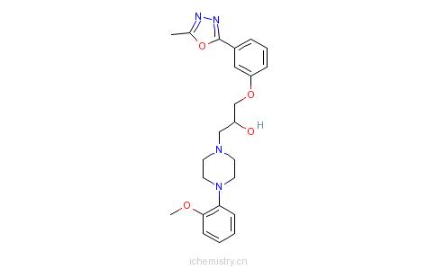 CAS:90326-85-5_奈沙地尔的分子结构