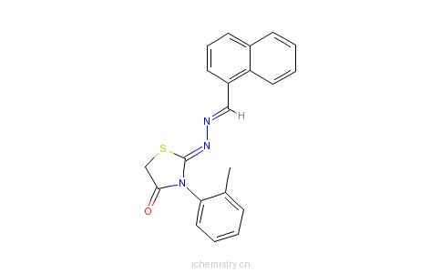 CAS:907-22-2的分子结构