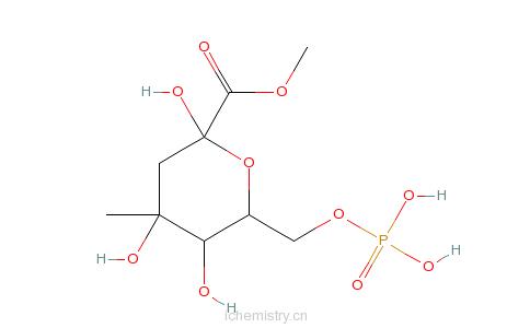 CAS:91382-80-8的分子结构