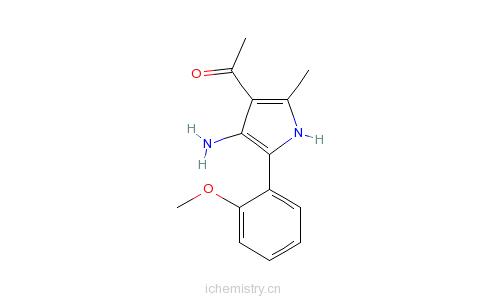 CAS:91481-03-7的分子结构