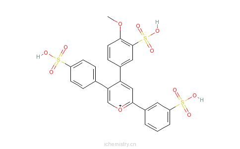 CAS:91788-04-4的分子结构