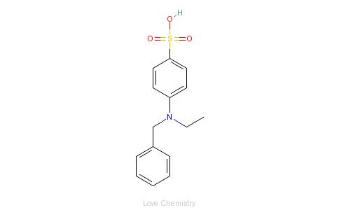 CAS:92-56-8的分子结构