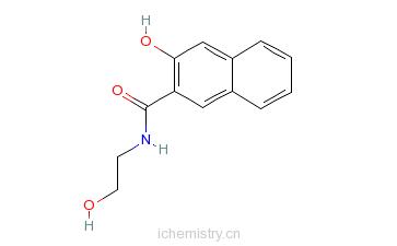 CAS:92-80-8_金胺的分子结构