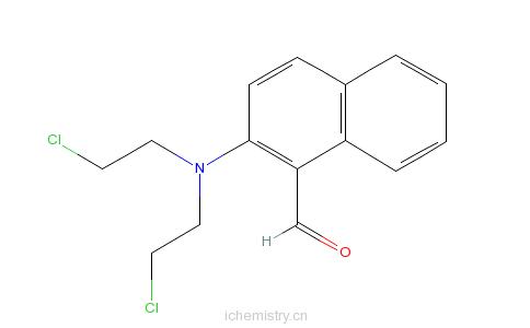 CAS:92553-57-6的分子结构