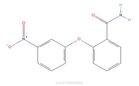 CAS:92961-23-4的分子结构