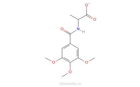 CAS:93709-67-2的分子结构