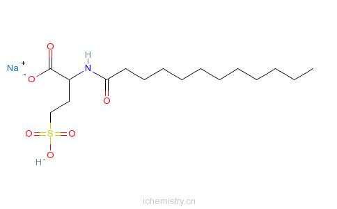CAS:93981-26-1的分子结构